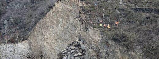 landslide rhine