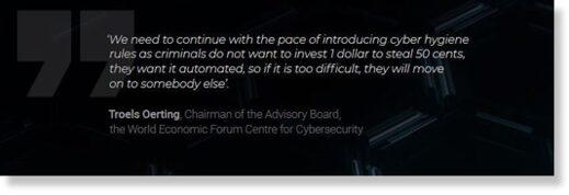 cyber hygeine