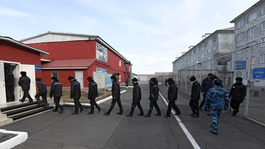 russia moving prisoners