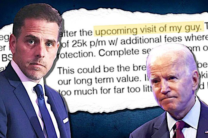 Newly unearthed emails place Hunter Biden at West Wing meeting with then VP Biden and Devon Archer -- Puppet Masters -- Sott.net