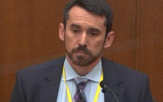 Seth Stoughton chavin floyd murder trial