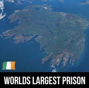ireland lockdown prison