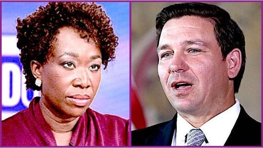 Joy Reed/Ron DeSantis
