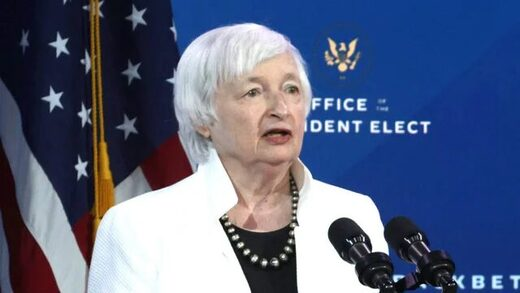 Looney Yellen touts 'whole-of-economy' plan to fight climate change