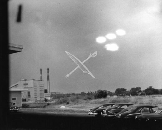 UFO massachusetts Coast guard 1952