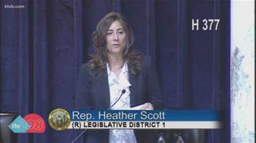 rep heather scott idaho