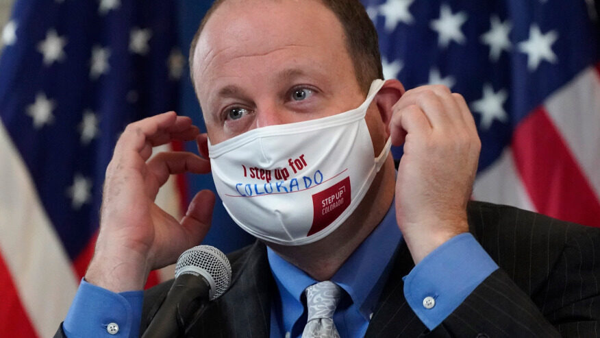 Colorado extends mask mandate, loosens restrictions for vaccinated