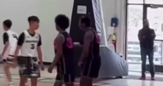 basketball asian assaulted racism