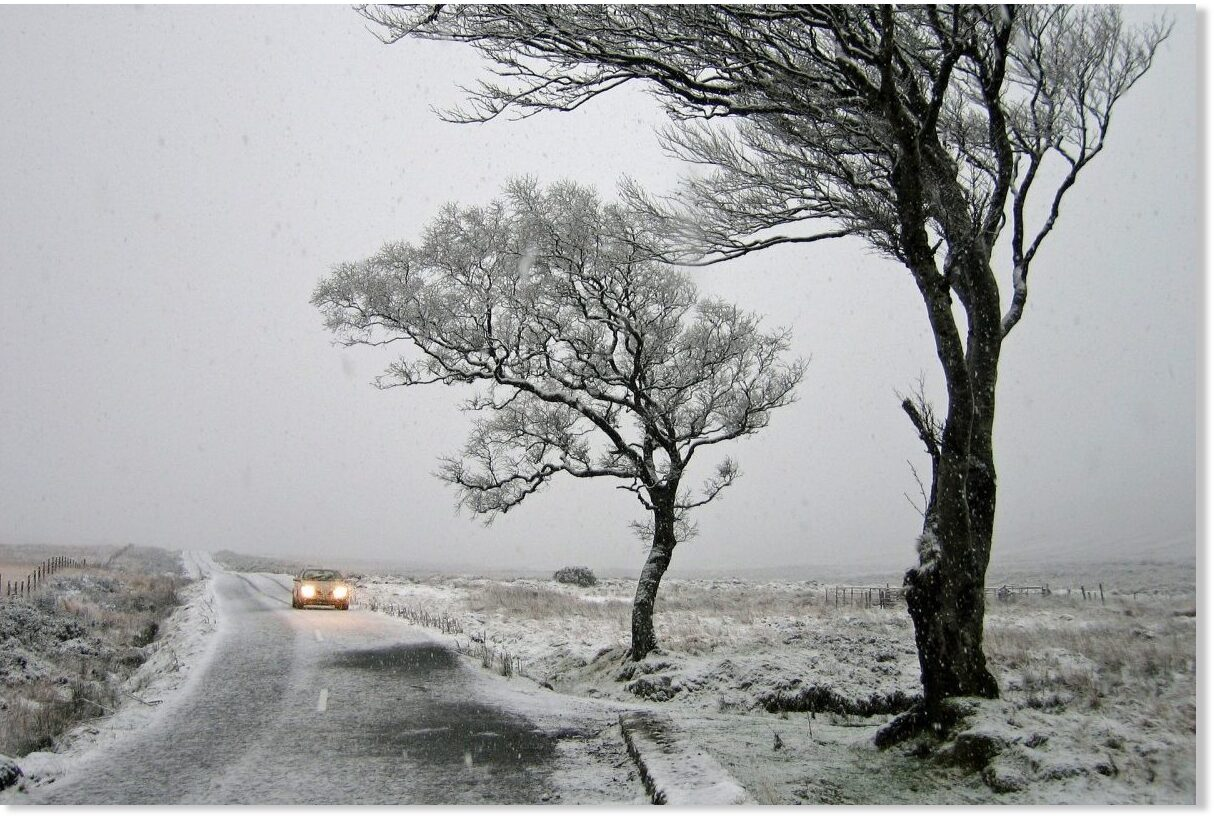 Parts of Ireland report coldest April since Records began (in 1943), as Iceland registers lowest May temperature ever