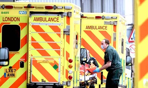UK ambulances