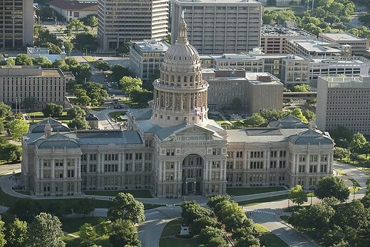 texas legislature building capitol