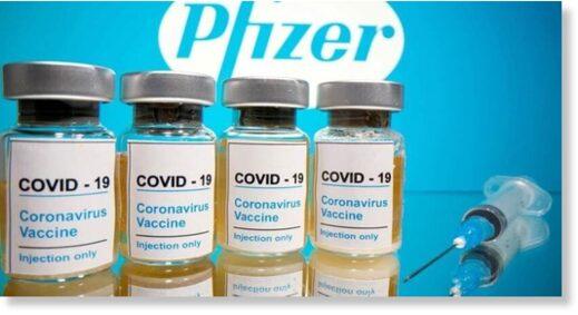 covid vaccine bottles