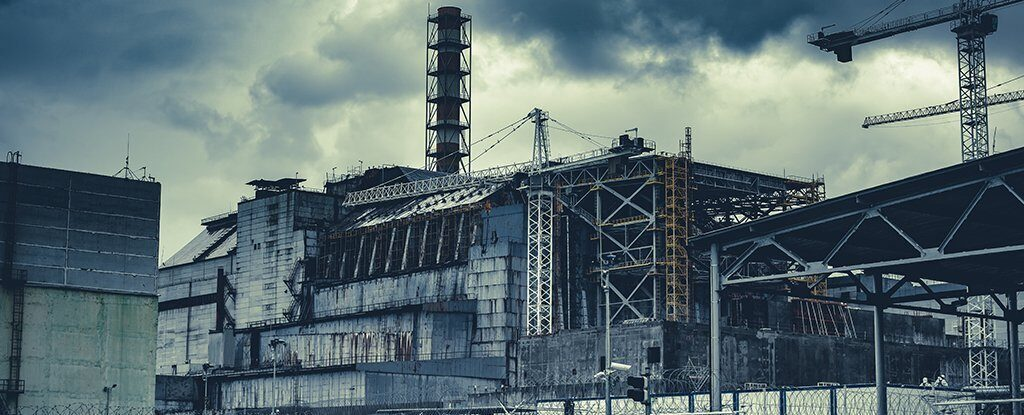 Chernobyl's molten guts are warming up, and scientists don't know why