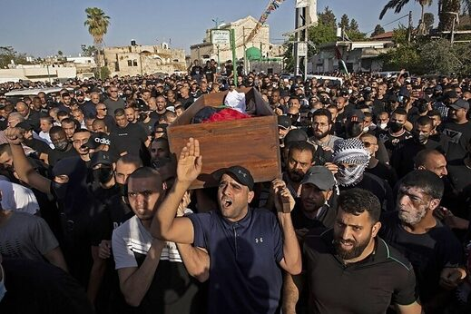 funeral palestine