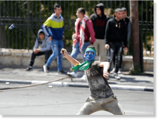 gaza slingshot