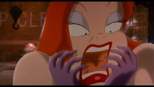 jessica rabbit scream