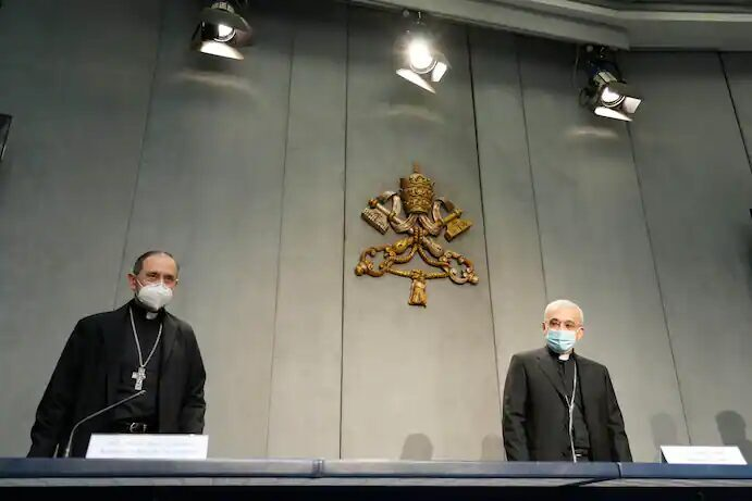 In major rewrite of church law, Pope Francis aims for clearer penalties for sex abuse offenders