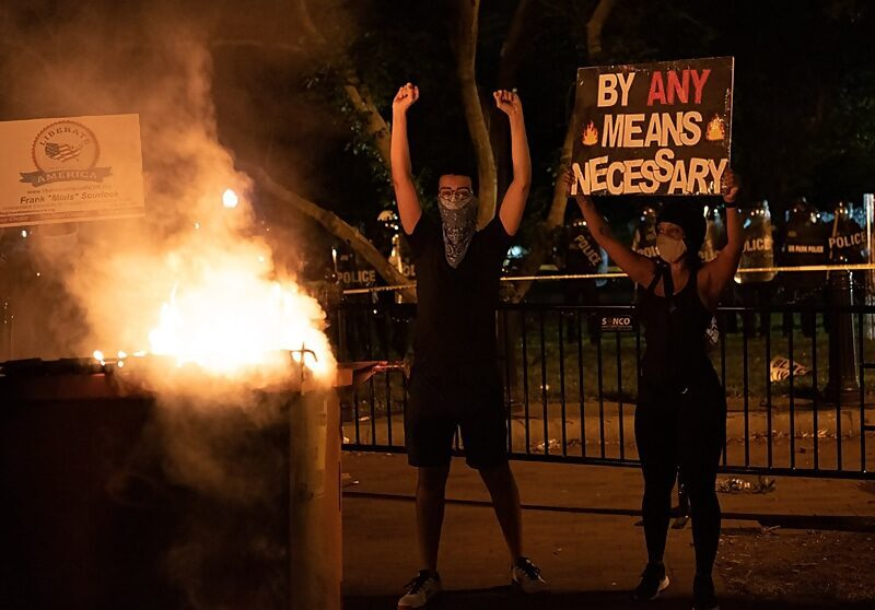 New reports reveal Democrat Mayor Bowser, NOT Trump, teargassed protesters at Lafayette Park -- Puppet Masters -- Sott.net