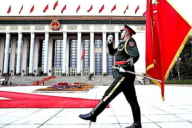Chinese defector's identity confirmed, was top counterintelligence official -- Puppet Masters -- Sott.net