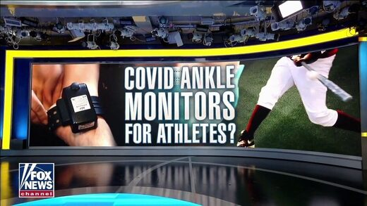 covid ankle monitors, ankle monitors, covid, student athletes