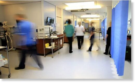 NHS hospital uk