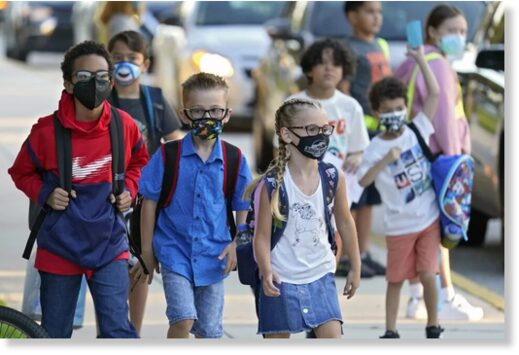 florida kids school masks