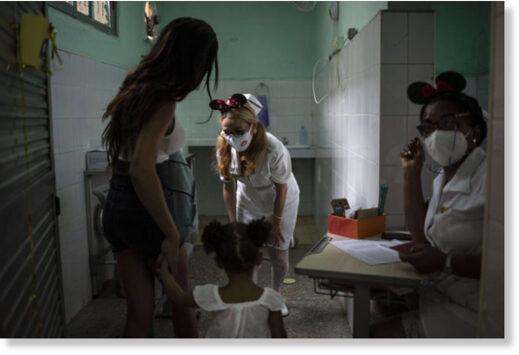 cuba covid vaccine children