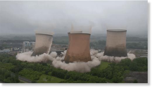 nuclear demolition