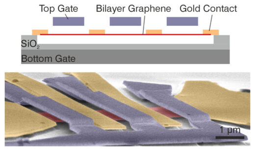 graphene double layers