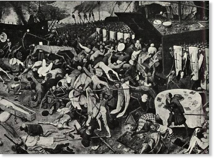 about the great plague and the The great plague ended as a result of a combination of the great fire of london in 1666 and the colder autumn weather of that same year while the fire helped kill.
