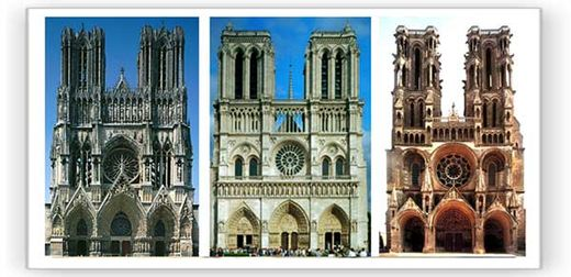 Notre Dame cathedrals