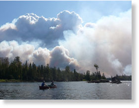 Pagami Creek Fire