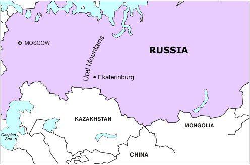Russia: Lights over the Ural Mountains -- High Strangeness -- Sott.net