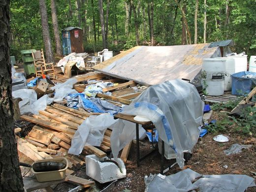 NJ homeless camp 47