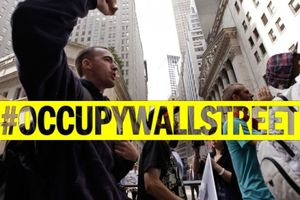 Occupy-Wall-St protesters