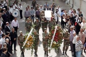 syria army personnel killings