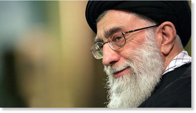 Iran's supreme leader calls U.S. accusations meaningless ...