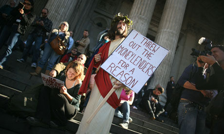 Occupy London Jesus