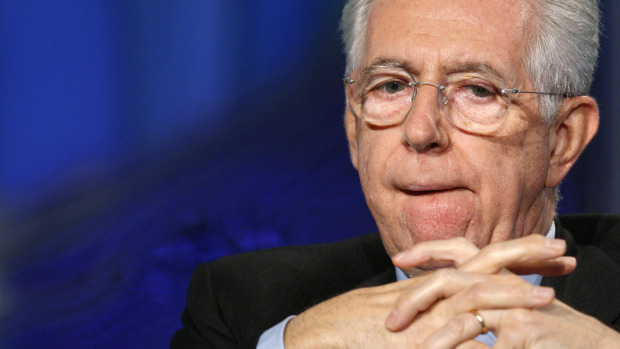 After resigning, Monti weighs running for office as Italy's president sets stage for elections