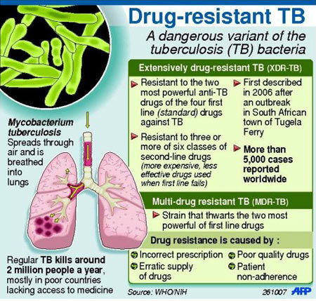 tuberculosis prevalent and deadly essay