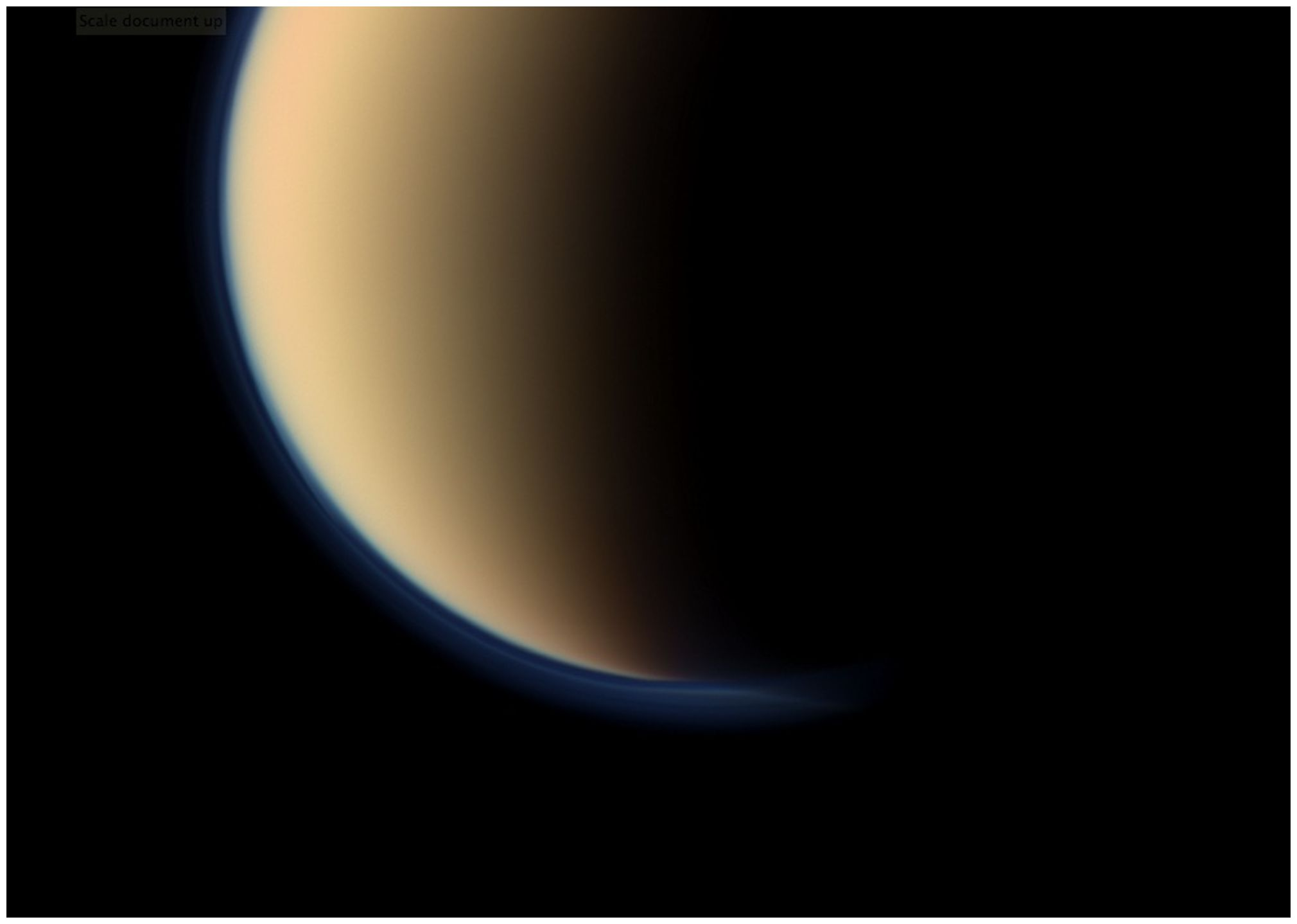Saturn S Moon Titan May Be More Earth Like Than Thought