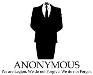 anonymous graphic