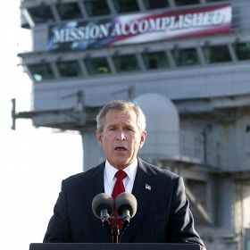Bush-Mission Accomplished