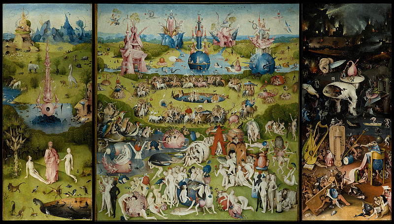 The Triumphant Beast