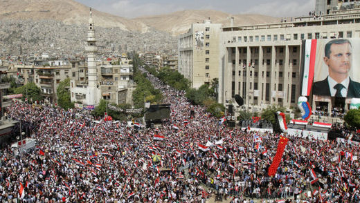 Syria's Bloody CIA Revolution - A Distraction?