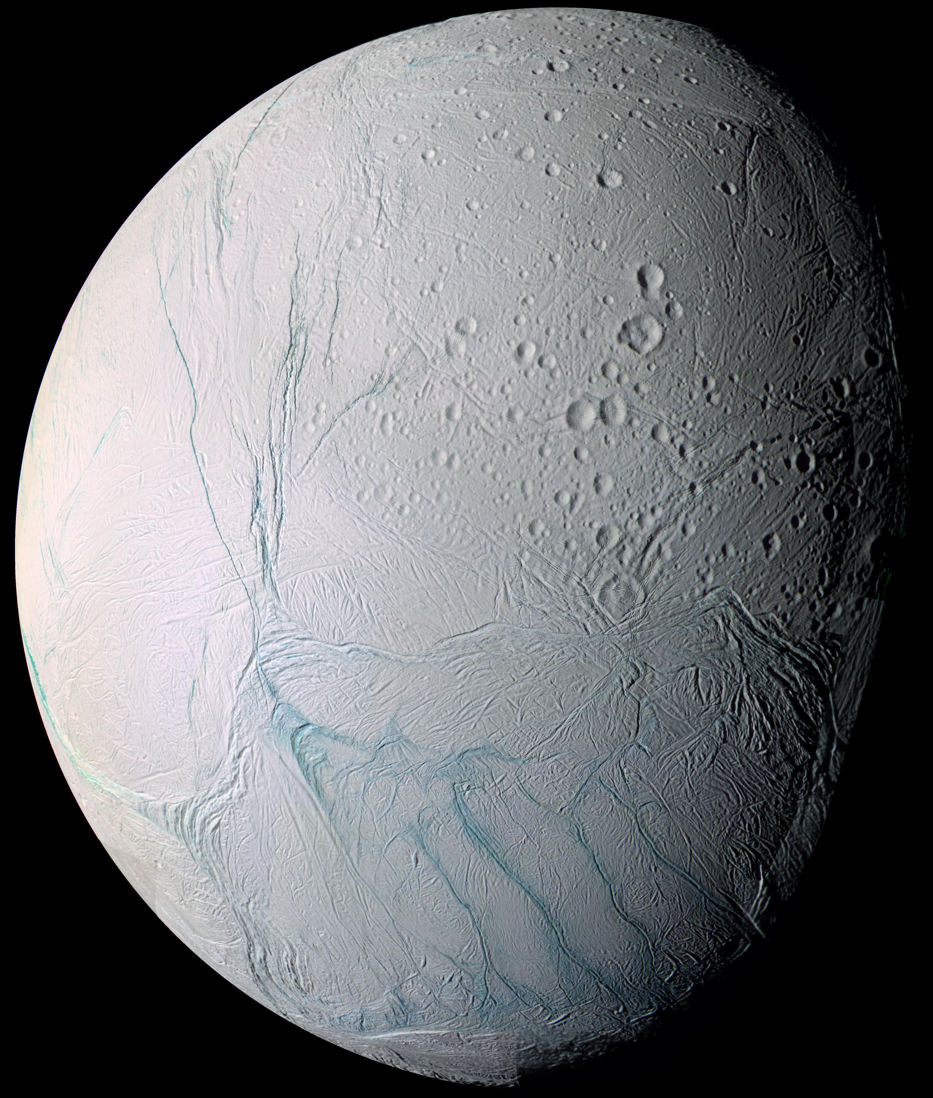 NASA's Cassini Space Probe Finds New Saturnian Ocean