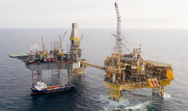 "North Sea gas cloud: ""May be months"" to stop it"