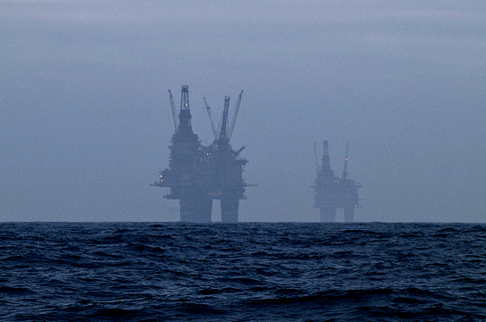 Massive Methane Gas Leak Could Be the North Sea's Deepwater Horizon