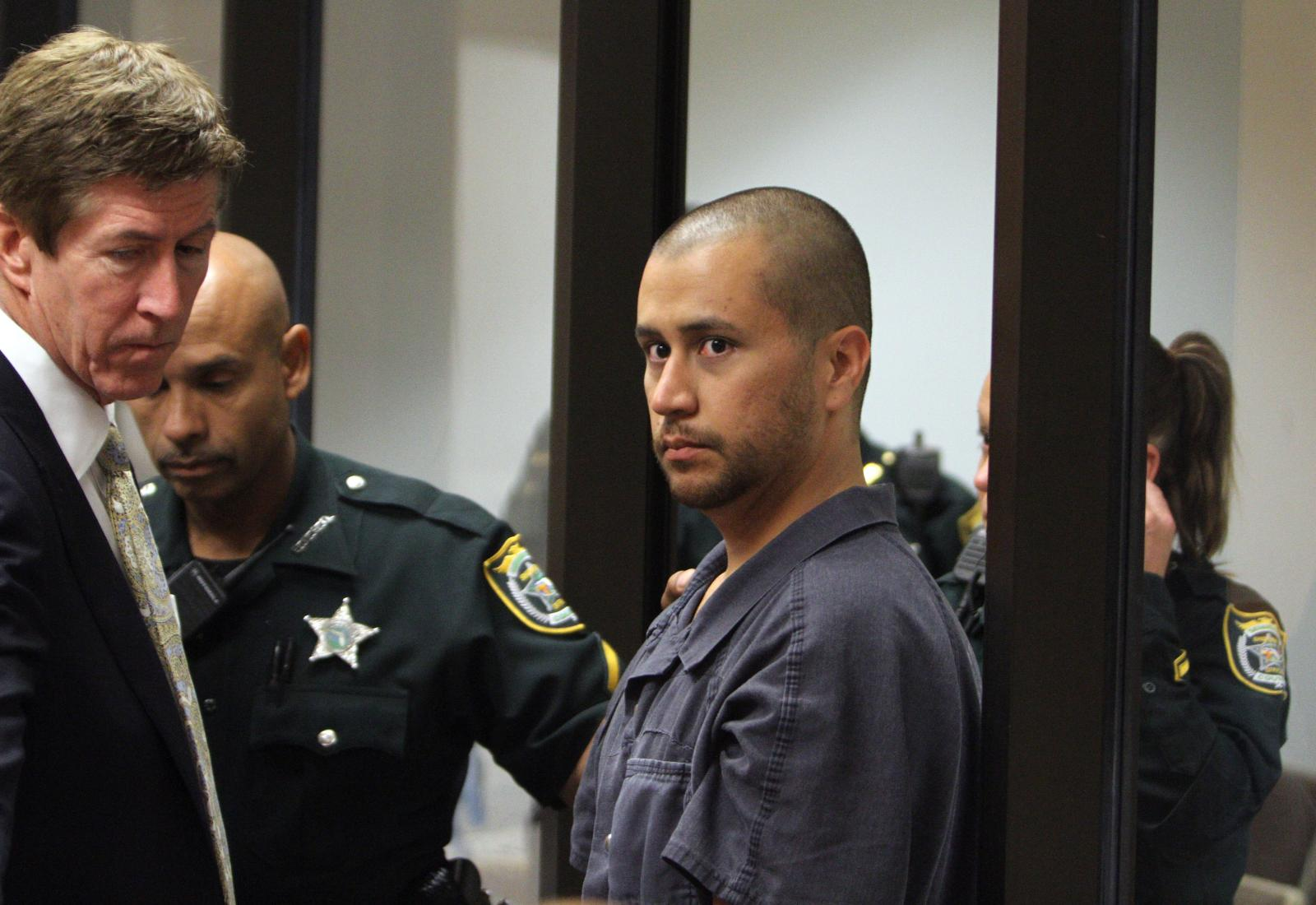 George Zimmerman Myspace Page: Trayvon Martin Shooter Called Mexicans 'Wanna be Thugs'