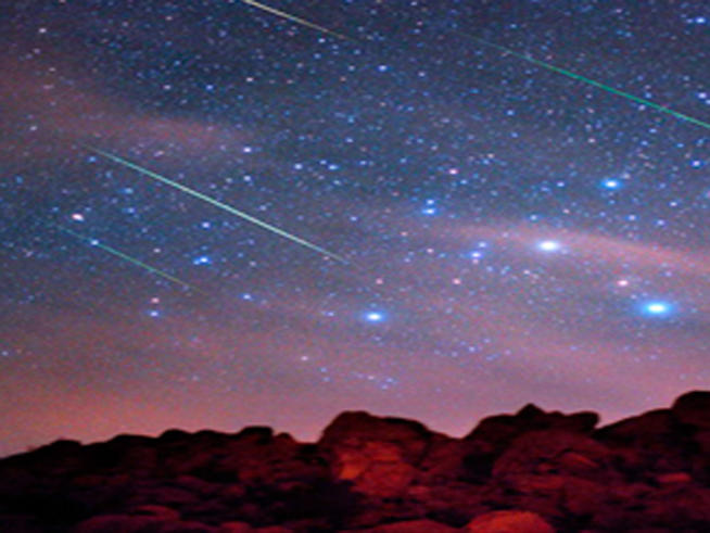 Loud boom over Northern California and Nevada thought to be from meteor